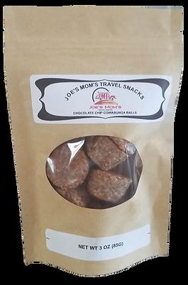 CHOCOLATE CHIP COWABUNGA BALLS 3oz bag