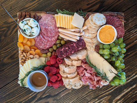 Cheeseboard 123: How to make an instagram worthy cheeseboard
