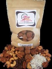 Chocolate Chip Cowabunga Balls