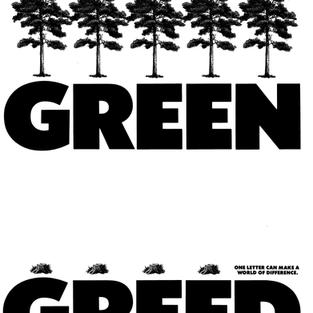 Sierra Club Magazine Ad