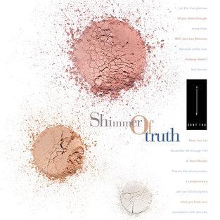JeniLee Shimmer Magazine Ad