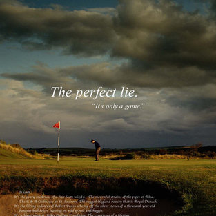 Haversham & Baker Golf Ad