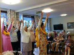 Wembley Interfaith Bollywood for the Elderly