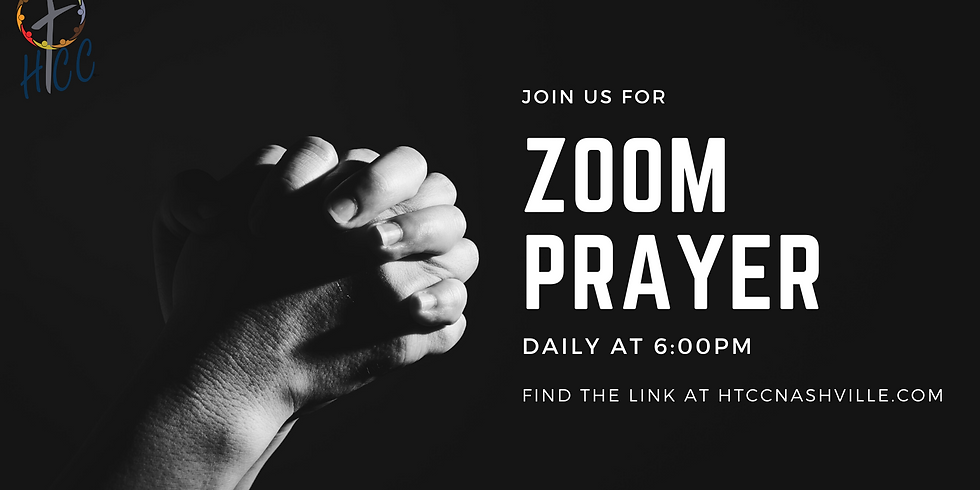 Zoom Prayer Support Group