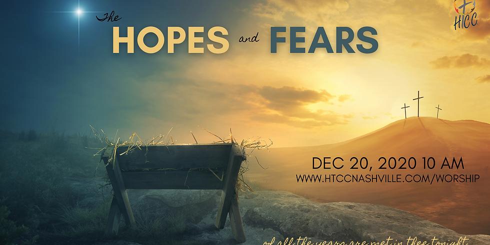 Hopes & Fears: Choir Christmas Program!