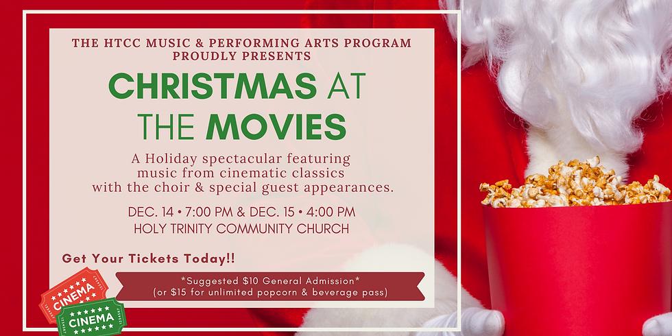 Christmas At The Movies (Saturday)