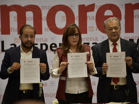 PT firma Acuerdo de Unidad y Acción Legislativa