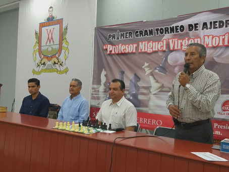 """""""Seguiré realizando acciones en beneficio de las y los villalvarenses"""": Mario Padilla"""