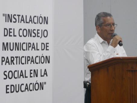 """""""Seré un gestor para que todos los niveles educativos, sean de mejor calidad"""": Mario Padilla"""