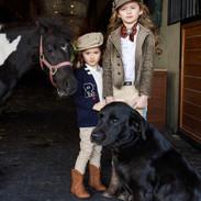 Grati Sisters at the horse farm.JPG