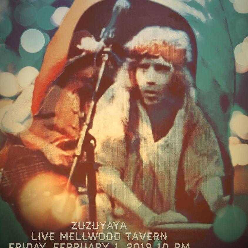 ZU ZU YA YA LIVE at Mellwood Tavern