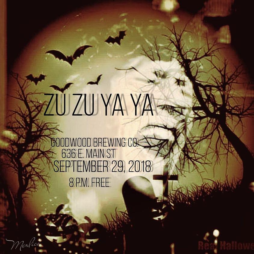Zu Zu Ya Ya-Money Blessing