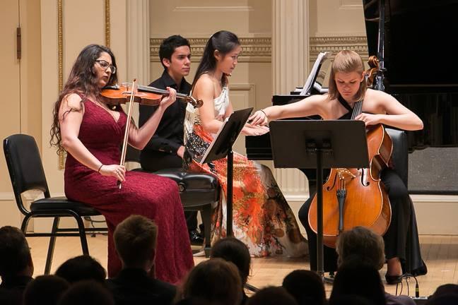 Weill Recital Hall, Carnegie Hall, New York, NY