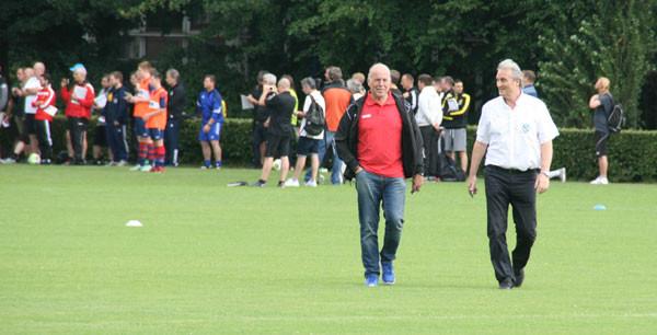 Peter Schreiner und Derbystar