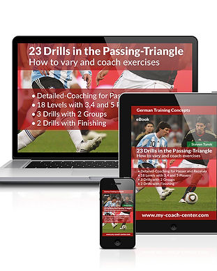 Drills in a Passing Triangle