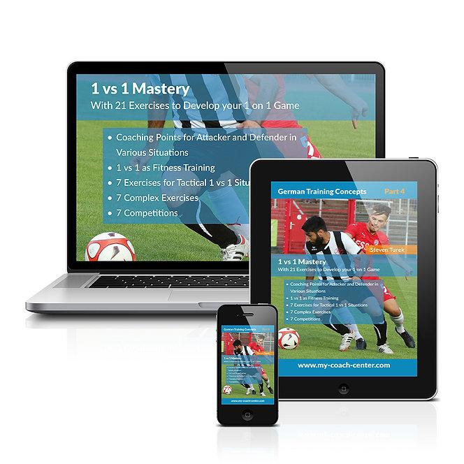 1 on 1 mastery ebook