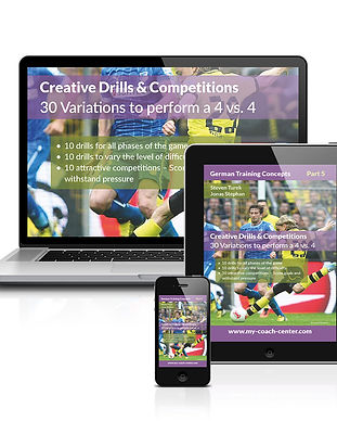 Creative Drills and competitions ebook