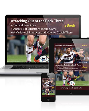 Attacking out of the back three ebook