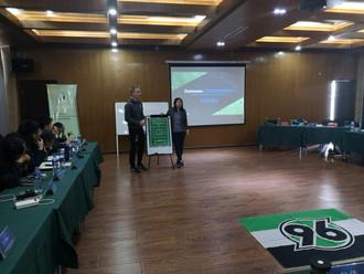 Vorträge in Peking