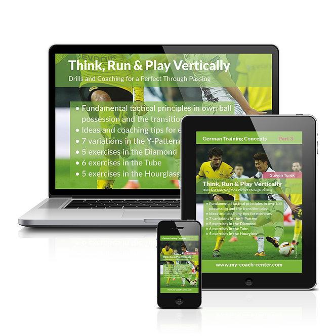 Vertical play in Football ebook