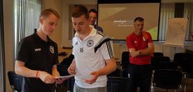 Trainerfortbildung Fußball