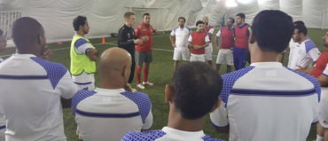 Address of the trainer
