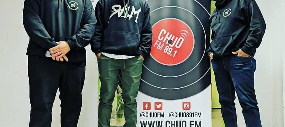 KB The Boss appears on CBC Radio and CHUO 89.1FM