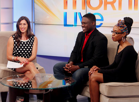 SHIFTER On Films appears on CTV Morning Live