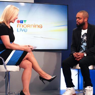 KB on CTV