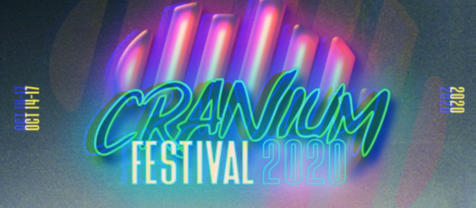 Cranium Festival enlists Art Battle champ, Allan André, for 2020 festival artwork