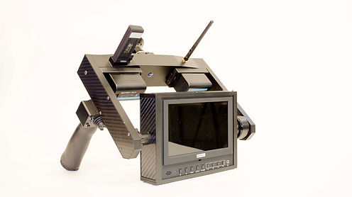 Virtual camera VR mode
