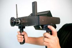 Wireless camera tracking