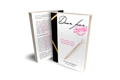 Dear Fear Book - Volume 3