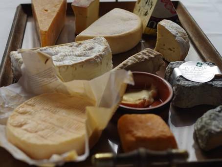 復活、チーズ盛り合わせ