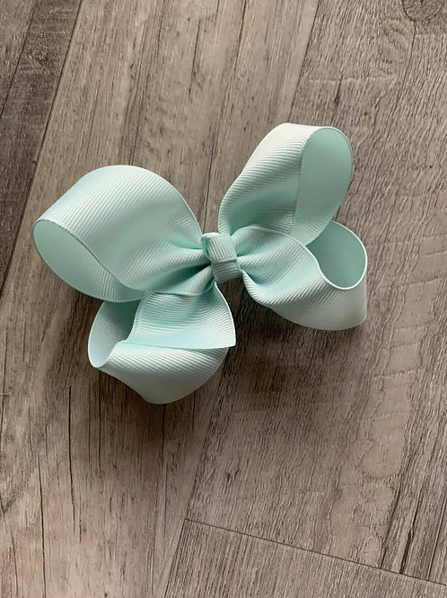SALE Ice  Loopy Bow