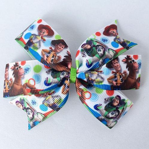 Toy Story friends Mini Pinwheel Bow