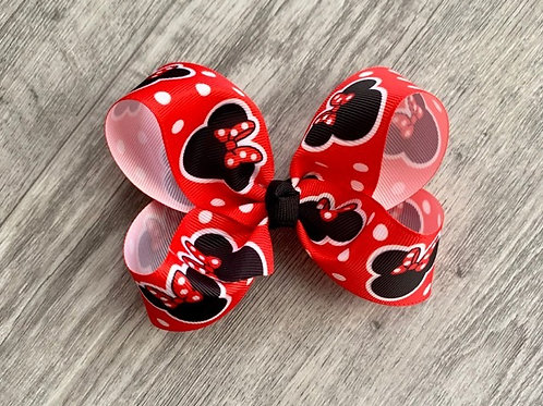 Minnie Mouse Loopy Bow