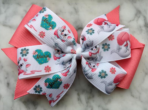 Marie Double Pinwheel Bow