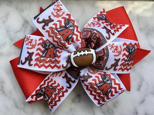 Alabama double pinwheel bow