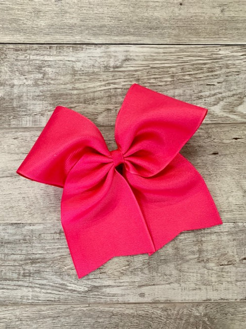 3 inch wide Cheer Bow