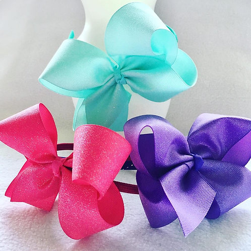 Sparkle Loopy Bow (click to see all colors)