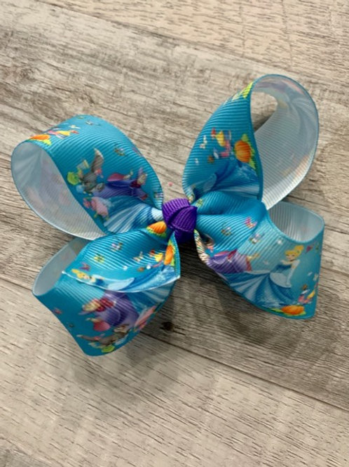 Cinderella Loopy Bow