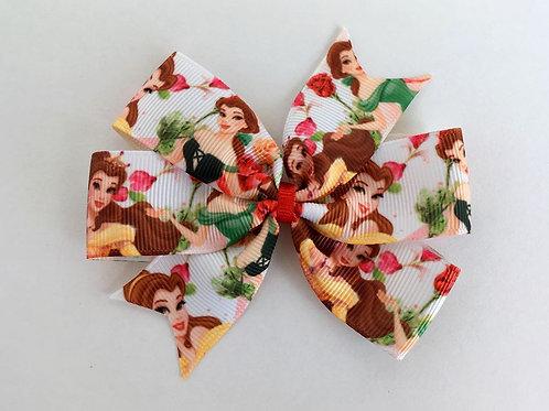 Belle Mini Pinwheel Bow