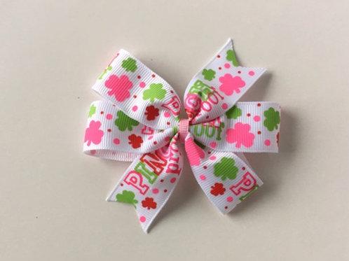 Pinch Proof Mini Pinwheel Bow