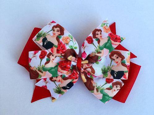 Belle Double Pinwheel Bow