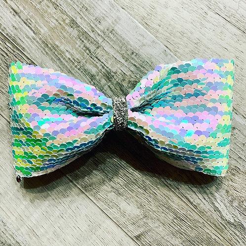 Under the Sea Flip Sequin Bow-tie Bow