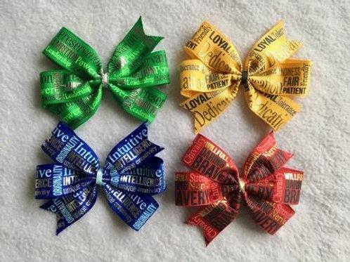 House Traits Mini Pinwheel Bow