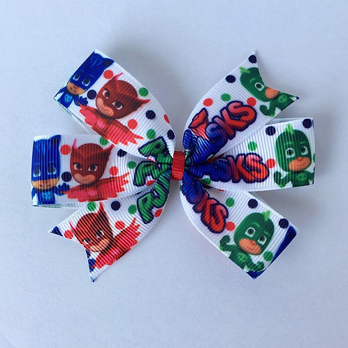 PJ Masks Mini Pinwheel Bow