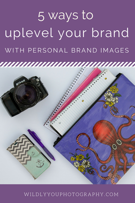 5 Ways Personal Brand Photography Can Up-level Your Brand