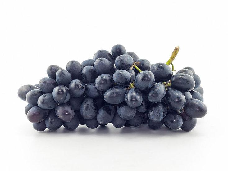 Black Seedless Grapes (450g)